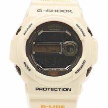 Casio G Shock Men s GLX 150 Off White Digital Sport Watch