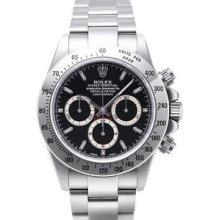 Certified Pre-Owned Rolex Daytona Steel Watch 16520