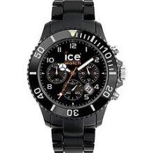 CH.BK.B.P Ice-Watch Mens Chrono Black Watch
