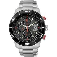 Citizen Ecodrive Primo Chronograph Mens Watch Ca046851e