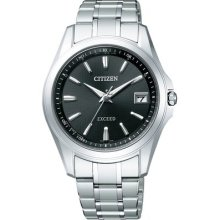 Citizen Exceed Cb3000-51e Eco-drive Solar Power Atomic Radio Controlled Watch