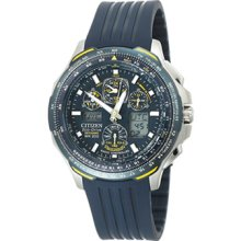 Citizen Men's Blue Angels Skyhawk A-T watch #JY0064-00L