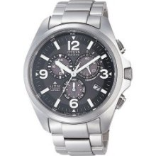 Citizen Promaster Euro Radio Controlled Chrono Titanium Watch As4030-59e