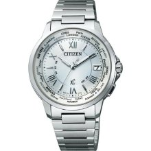 Citizen XC CB1020-54A Happy Flight Eco-Drive Solar Power Radio Control Watch