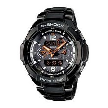G-1250BD-1A G1250BD Casio GShock Gravity Defier Mens Watch