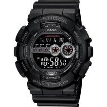 G-Shock 'Super Luminosity' Digital Watch, 48mm Black