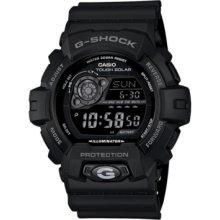 G-Shock Watch, Mens Digital Black Resin Strap 49mm GR8900A-1