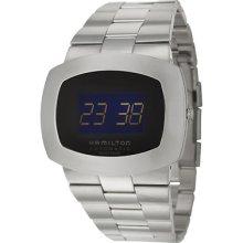 Hamilton Pulsomatic Automatic Mens Digital Watch H52515139 ...