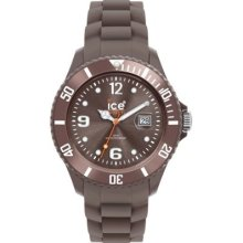 Ice Unisex Sili Collection Brown Dial Watch Siirbs09