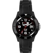 Ice-Watch FMIF Classic Sili Collection Black Big Big Watch FM.SI.BK.BB.S.11