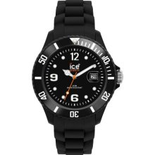 Ice-Watch Sili Forever Black Watch - Bracelet - Black Dial - SI.BK.B.S.09
