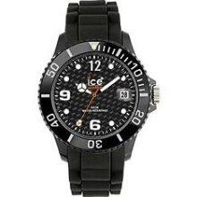 Ice-Watch Sili Forever Black Dial Unisex watch #SI.BK.U.S.09