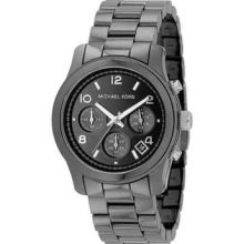 In Box Michael Kors Mens Chronograph Watch Mk5162