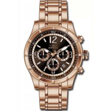 Invicta Specialty Classic Mens Chronograph Quartz Watch 11378