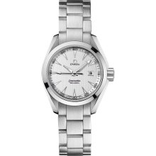 Ladies Omega Seamaster Aqua Terra Quartz 231.10.30.61.02.001 Watch