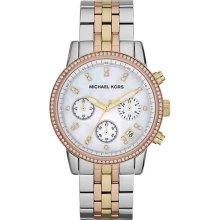 Michael Kors Women Watch Ritz Chronograph MK5650
