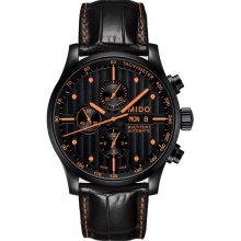 Mido M0056143605122 Watch Multifort Mens - Black Dial Stainless Steel Case Automatic Movement
