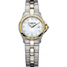 Model: 9460-sg-97081 | Lowest Price Raymond Weil Parsifal Ladies Quartz Watch