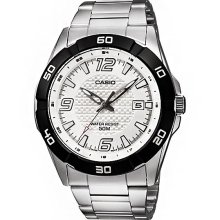 MTP-1292D-7AV CASIO STRAP FASHION Mens Watch MTP1292D