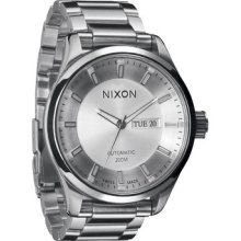 Nixon The Automatic Ii 2 - White - Men's Watch - Swiss Made