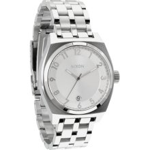 Nixon The Monopoly Watch White One Size For Men 17728515001