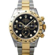 Rolex Daytona Two-Tone Watch 116523