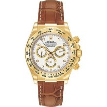 Rolex Oyster Perpetual Cosmograph Daytona Mens Watch 116518-WAL