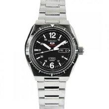 Seiko 5 Sports Automatic Black Dial Mens Dress Watch Srp247j1 Srp247