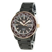 Seiko 5 Sports Automatic Hand Winding Srp132k1 Special Edition Mens Watch