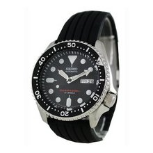 seiko automatic diver 200m japan skx007j5-sil watch