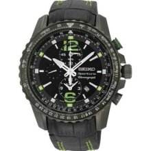 Seiko Gents Sportura Chronograph SNAE97P1 Watch