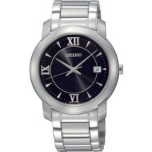 Seiko Watch, Mens Stainless Steel Bracelet SGEE95-P9