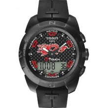 T-Touch Expert Men's Dragon 2012 Limited Black Quartz Watch