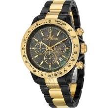 ToyWatch Men's Plasteramic Heavy Metal Watch HM19BKGD