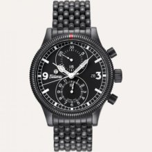 Tutima Grand Classic wrist watches: Grand Classic Flieger Black 781-32