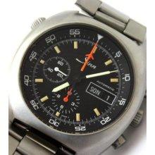1st Gen Sinn Automatic Chronograph Lemania 5100