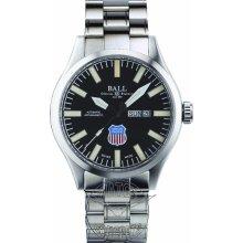 Ball Engineer Master I I wrist watches: Eng. Master I I Union Pacific