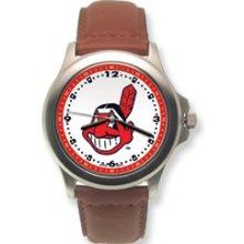 MLB Cleveland Indians Rookie Men's Sport Watch