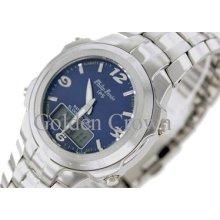Philip Persio Dual Time Zone Quartz Watch Watches, Parts & Accessories