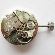 Tissot 741 N.o.s. 17 Jewels Manual Wind Swiss Watch Movement