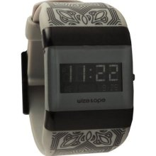 Wize & Ope Unisex Medina Digital Watch Wo-Med-1 With Black Dial And Touch Screen