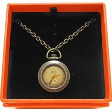 Joblot 5 Superdry Ladies Antique Gold Dial Chain Watch Sd036agag Wholesale Bulk