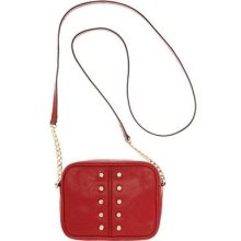 667c9f42c0ae55 Michael Kors Uptown Astor Leather Crossbody In Red