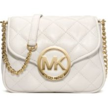 947c765c12acfa MICHAEL Michael Kors Quilted Fulton Cross-Body Bag
