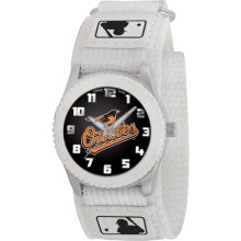 Baltimore Orioles Rookie White Sports Watch
