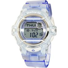 Casio BG169R-6 Baby-G Purple Whale Digital Sport Women's Watch