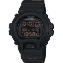 G-shock Gshock 6900 Military Series Watch, Color: Black, Size: One Size
