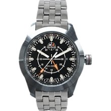H3 Tactical Stealth Mission Pilot's GMT Watches H3-511211-12
