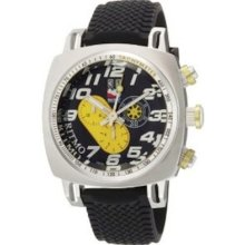 Ritmo Mundo 221 Yellow Indycar Series Quartz Chrono 2 Bands