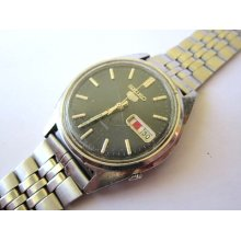 Seiko 6309-7150 Automatic For Parts Serial Nummer: 351931